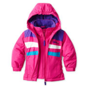 Vertical 9 Weatherproof Vestee Jacket - Girls 2t-6