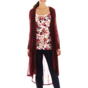 Love by Design Open-Front Cardigan