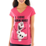Freeze Frozen Warm Hugs Tee