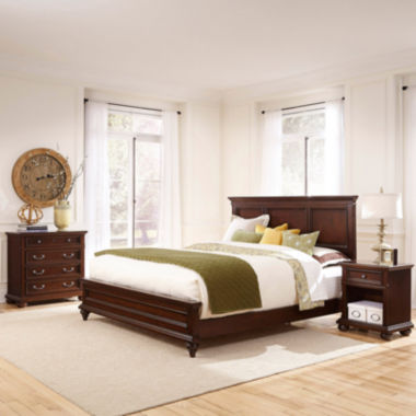 jcpenney.com | Roanoke Bed, Nightstand and Chest
