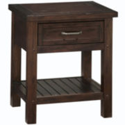 Mountain Lodge Nightstand