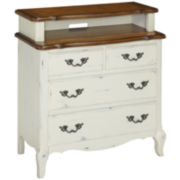 Beaumont 4-Drawer Media Chest
