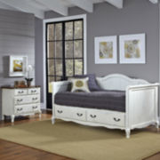 Beaumont Storage Daybed and 4-Drawer Chest Set