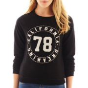 MNG by Mango® Long-Sleeve California Dreaming Sweatshirt