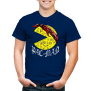 Pac-Man Tupac Graphic Tee