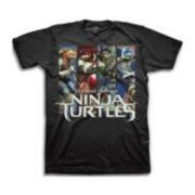 Teenage Mutant Ninja Turtles Movie Art Tee