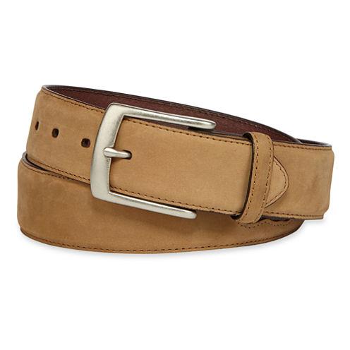 John Deere™ Leather Camo Belt