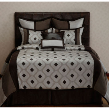 jcpenney.com | Options:32™ Grayson 8-pc. Reversible Comforter Set