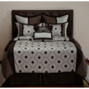 Options:32™ Grayson 8-pc. Reversible Comforter Set