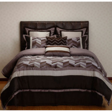 jcpenney.com | Options:32™ Jonathan 8-pc. Reversible Comforter Set