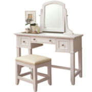Walton Vanity and Bench