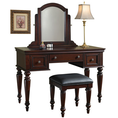 Roxberry Vanity and Bench