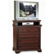 Roxberry 4-Drawer Media Chest