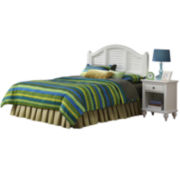 Dawson Headboard and Nightstand