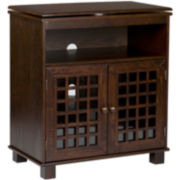 Gillen Swivel Top TV Stand