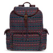 Olsenboye® Tribal Print Backpack