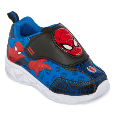 jcpenney.com | Marvel® Spider-Man Boys Athletic Sneakers - Toddler