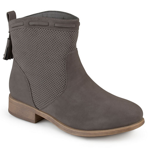 Journee Collection Zandra Ankle Boots