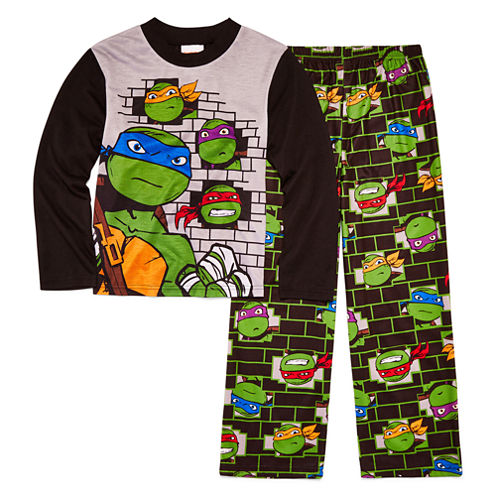 2-pc. TMNT Pajama Set - Boys