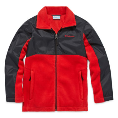 jcpenney.com | Columbia® Fort Rock Hybrid Jacket - Boys 8-20