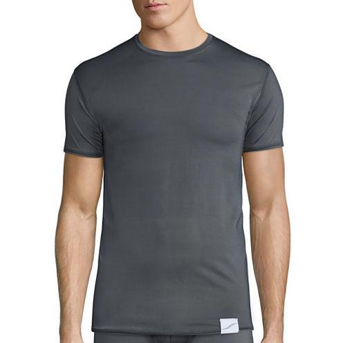 Slix® Short-Sleeve Performance Crewneck Tee- Big & Tall