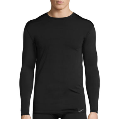 jcpenney.com | Slix® Long-Sleeve Performance Crewneck Tee