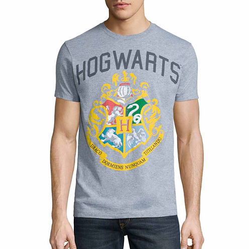 Short-Sleeve Harry Potter Hogwarts Tee