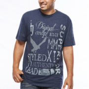 i jeans by Buffalo Short-Sleeve Ceven Crew Graphic T-Shirt