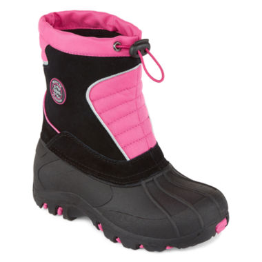 jcpenney.com | Totes® Bella Girls Cold-Weather Boots - Little Kids/Big Kids