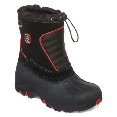 jcpenney.com | totes® Liam II Boys Cold-Weather Boots - Little Kids/Big Kids
