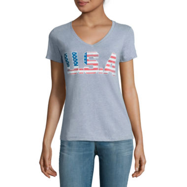 jcpenney.com | Short-Sleeve Graphic Tee