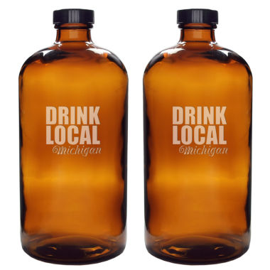 jcpenney.com | Cathy's Concepts Drink Local 16 Oz. Beer Growler