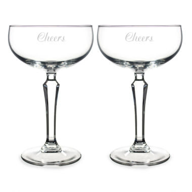 jcpenney.com | Cathy's Concepts 2-pc. Champagne Flutes