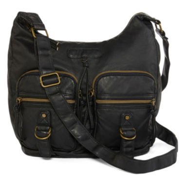 jcpenney.com | Arizona Double Pocket Hobo Bag
