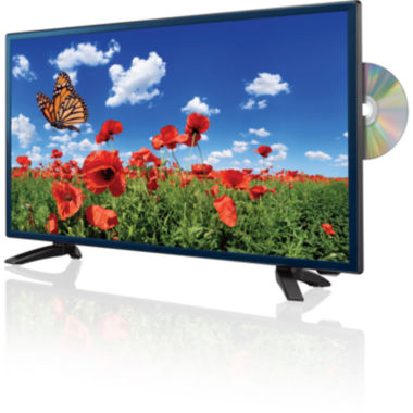 "jcpenney.com | Gpx® 24"" LED TV With Built-In DVD Player"