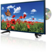 """Gpx® 24"""" LED TV With Built-In DVD Player"""