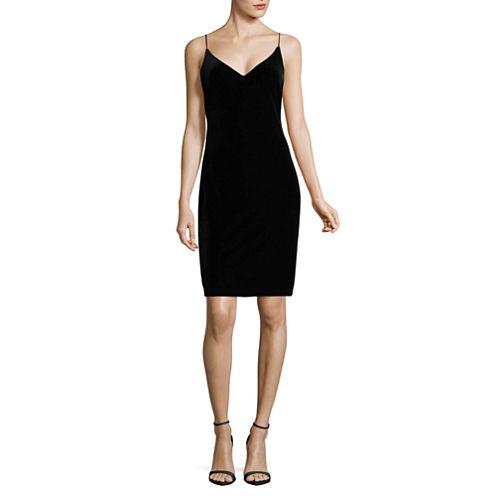 B. Darlin Sleeveless Bodycon Dress-Juniors