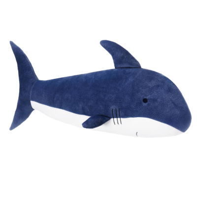 Frank And Lulu Shark Throw Pillow