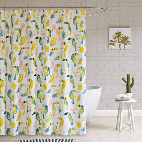 Tuki Shower Curtain