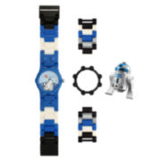 LEGO® Kids R2D2 Minifigure Watch Set
