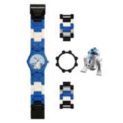 LEGO® Kids R2D2 Minifigure Watch Set