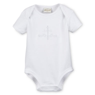 jcpenney.com | Keepsake® Embroidered Christening Bodysuit - newborn-12m