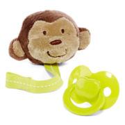 Carter's® Monkey Paci Clip