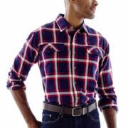 Haggar® Ottoman-Weave Shirt