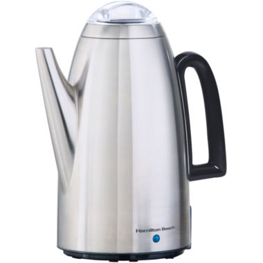 jcpenney.com | Hamilton Beach® Stainless Steel 12-Cup Percolator