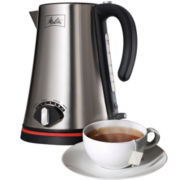 Melitta® 1.7-Liter Adjustable Temperature Kettle