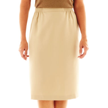 jcpenney.com | Alfred Dunner® Suit Skirt - Plus
