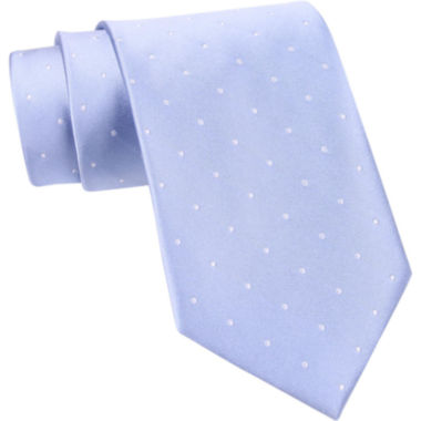 jcpenney.com | Stafford® Dot and Stripe Silk Tie