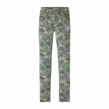 jcpenney.com | Levi's® Camo Skinny Jeans - Girls 7-16