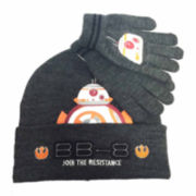 Star Wars® 2-pc. BB8 Beanie and Gloves Set - Preschool Boys